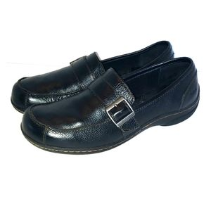 BOC By Born Loafers Leather Slip On Size 8